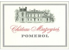 Château MAZEYRES Red 2018 Futures