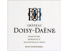 Château DOISY-DAËNE Dry white 2018 bottle 75cl