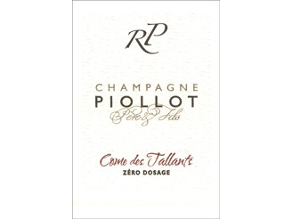 Champagne PIOLLOT Come des Tallants no vintage bottle 75cl