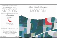 "Domaine Louis-Claude DESVIGNES Morgon ""Montpelain"" red 2017 bottle 75cl"