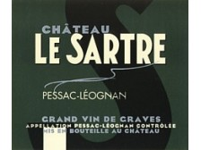 Château LE SARTRE Dry white 2011 bottle 75cl