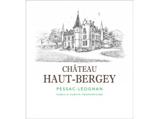 Château HAUT-BERGEY Dry white 2018 Futures