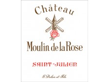 Château MOULIN DE LA ROSE Red 2018 Futures
