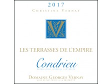 "Domaine Georges VERNAY Condrieu ""Les Terrasses de l'Empire"" 2018 bottle 75cl"