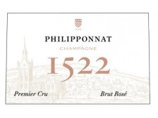 "Champagne PHILIPPONNAT ""1522"" Grand cru Rosé 2008 bottle 75cl"