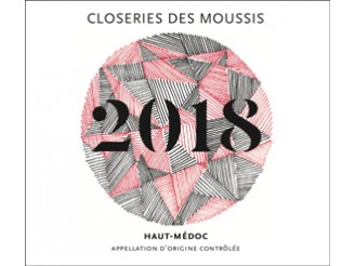 Closeries des MOUSSIS Haut-Médoc 2018 bottle 75cl