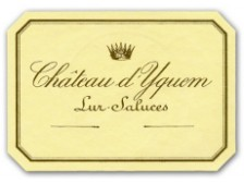 Château d'YQUEM 1er grand cru classé 2016 wooden case of 1 bottle 75cl