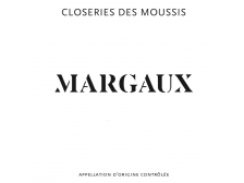 Closeries des MOUSSIS Margaux 2018 bottle 75cl