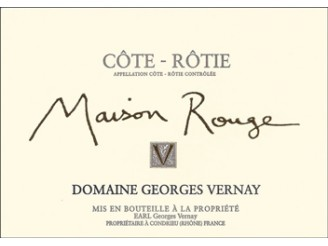 Domaine Georges VERNAY Maison Rouge 2017 bottle 75cl