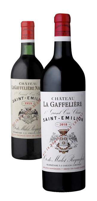 La Gaffelière 2019