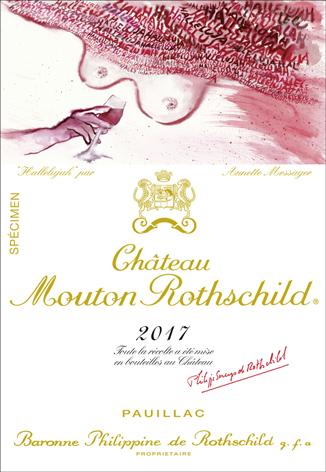 Mouton-Rothschild 2017